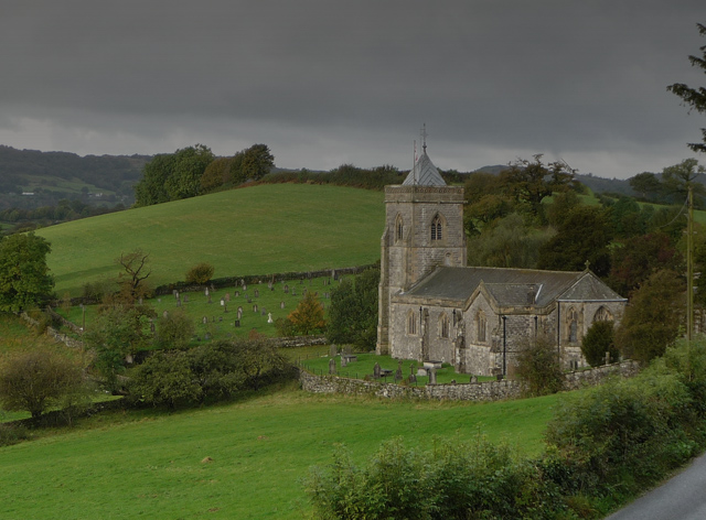 SD4491 : St Mary's Church, Crosthwaite by John Allan
