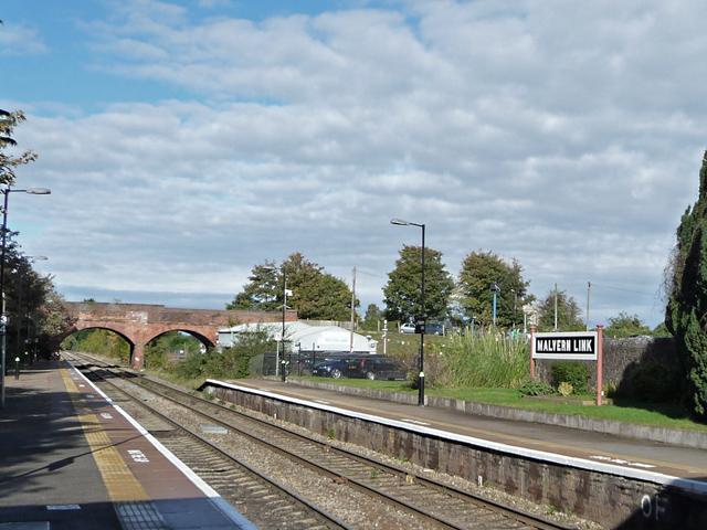 Malvern Link Railway Station