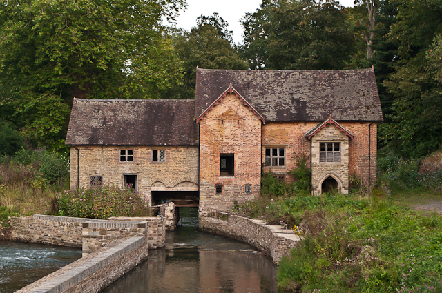 Corn Mill, Bromfield