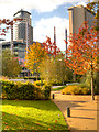 SJ8097 : MediaCity UK by David Dixon