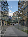 SJ8097 : BBC Offices, MediaCity UK by David Dixon