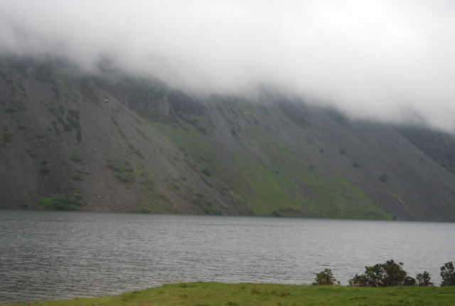 Mists over Wastwater