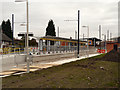 SJ9399 : Ashton Metrolink Terminus by David Dixon