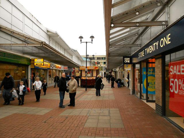 Ashton (Ladysmith) Shopping Precinct