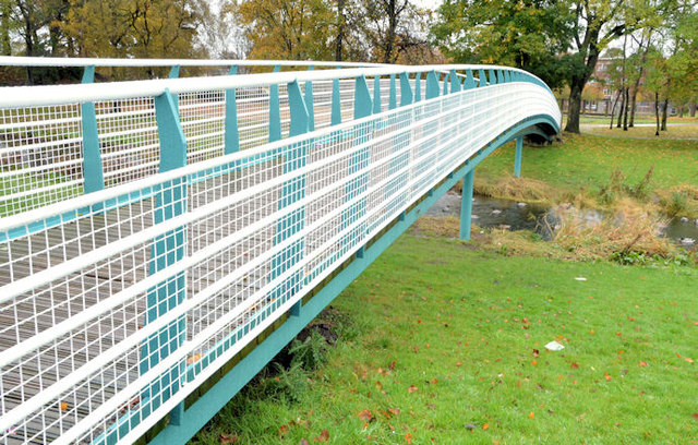 Footbridge, Ballyclare