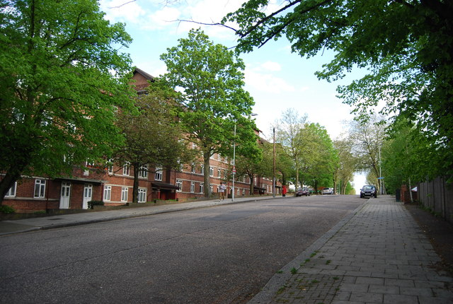 Sunderland Rd