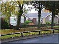 NZ2426 : Bungalows in Glaisdale Gardens, Shildon by Christine Johnstone