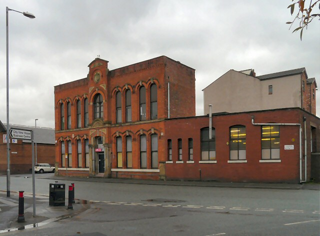 Ardwick Conservative Club (former)