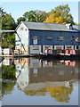 SJ5848 : Wrenbury Mill, Cheshire by Roger  Kidd