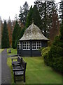 NS1485 : Puck's Hut, Benmore Botanic Gardens by James T M Towill