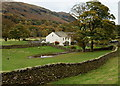 NY2000 : Wha House Farm, Eskdale, Cumbria by Peter Trimming
