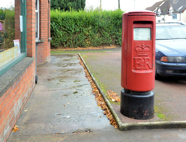 Pillar box, Doagh