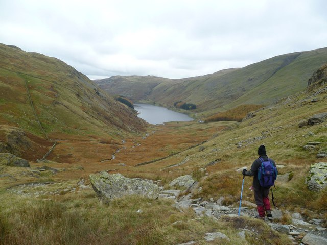 Descending to Haweswater