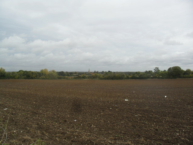 Farmland near Birch