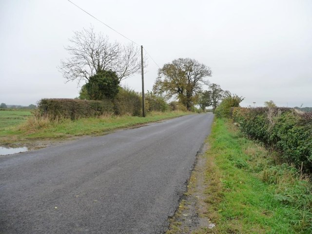 The road from Carlbury