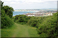 TV4998 : View over Seaford by Robin Webster