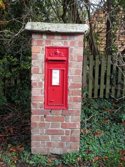 Georgian Postbox