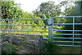 SP2218 : Gate near Workman Farm by Graham Horn