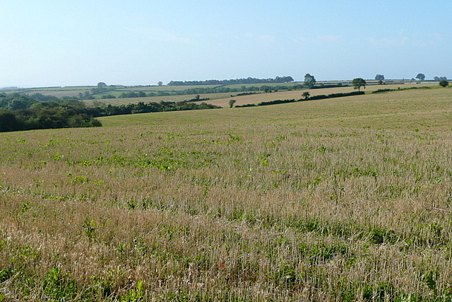 Arable plateau