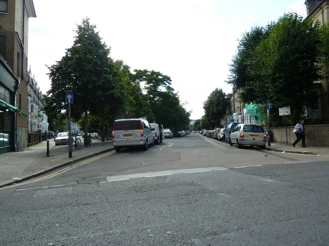 Gunterstone Road, Hammersmith