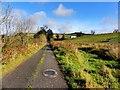 H8414 : Road at Aghadreenan : Week 44