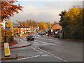 SJ8590 : A5145 (Parrs Wood Lane/Didsbury) by David Dixon