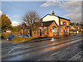 SJ8690 : The Griffin Hotel, Heaton Mersey by David Dixon