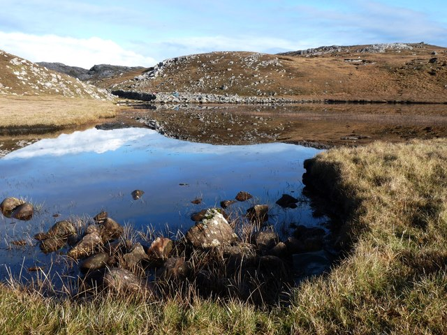 Loch Braigh a' Mhill
