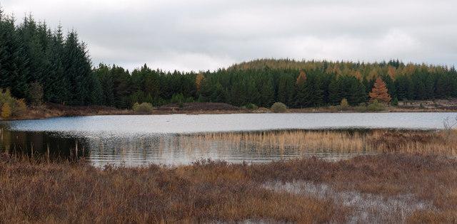 Loch Kinardochy