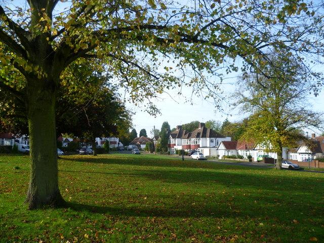 Spring Gardens, Chelsfield