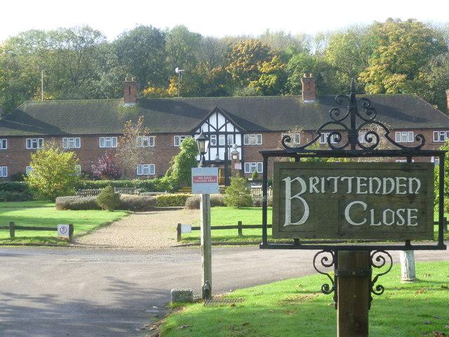 Brittenden Close, Green Street Green