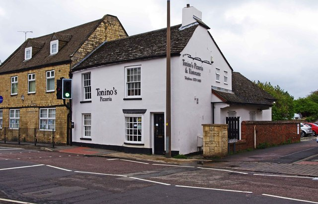 Tonino's Pizzeria & Ristorante, 59 Church Street, Market Deeping