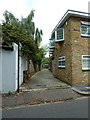 TQ2178 : Oak Lock Mews, Cheswick by Alexander P Kapp