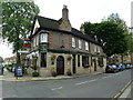 TQ2178 : The Duke of York, Fraser Street, Chiswick by Alexander P Kapp