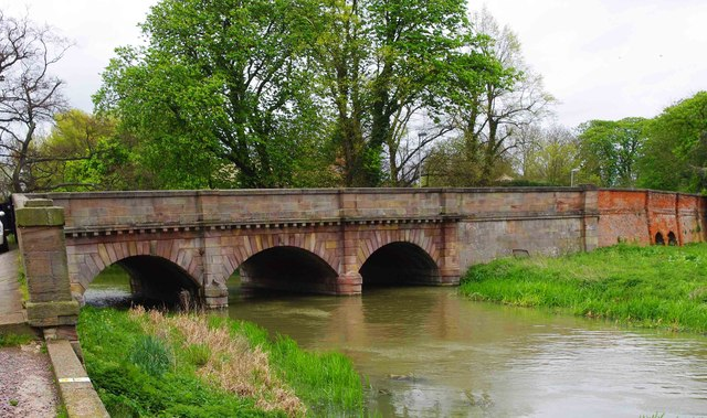 Bridge over the River Welland, Market Deeping