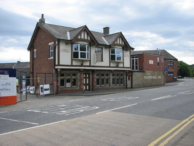 The Old Red Bull, Morpeth
