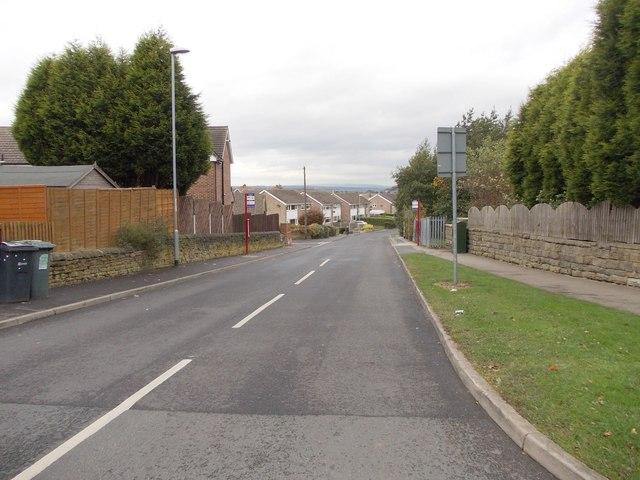 Moor Knoll Lane - Main Street