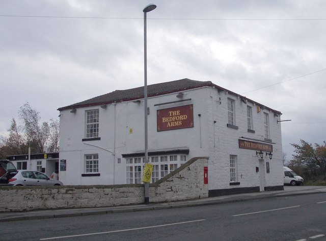 The Bedford Arms - Main Street