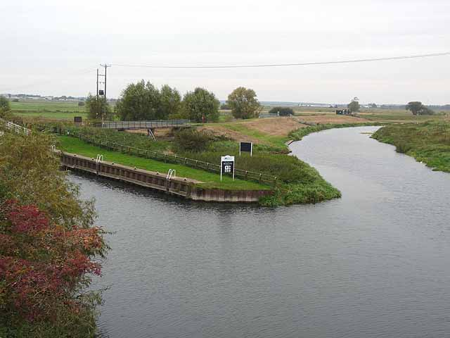 Confluence on the River Witham