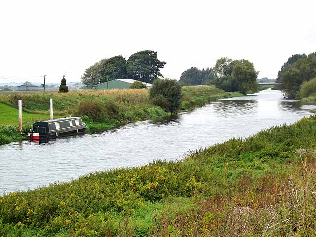 River Witham below Bardney Lock