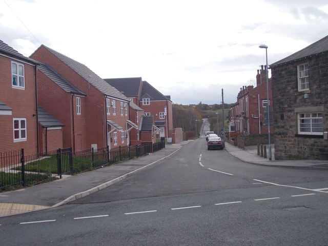 Moor Knoll Lane - Common Lane