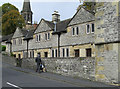 SK2168 : Bakewell - St Johns Hospital Almhouses by Dave Bevis