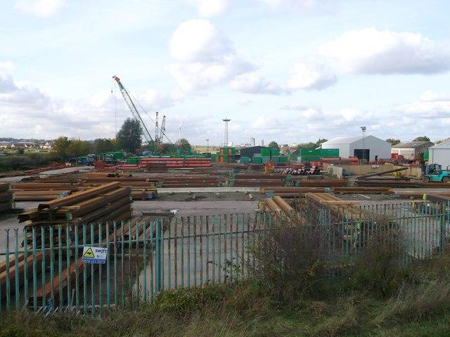 BAM Nuttal Yard, Dartford