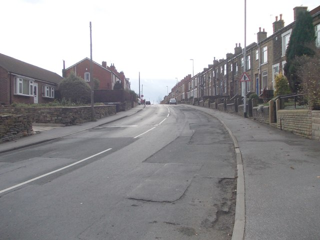 Common Lane - viewed from Casson Drive