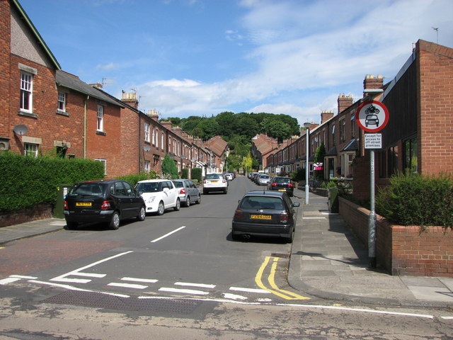 Hood Street Morpeth
