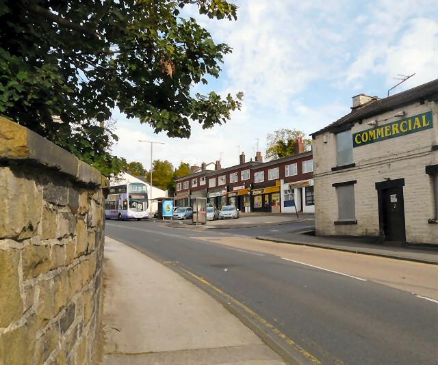 Huddersfield Road, Millbrook