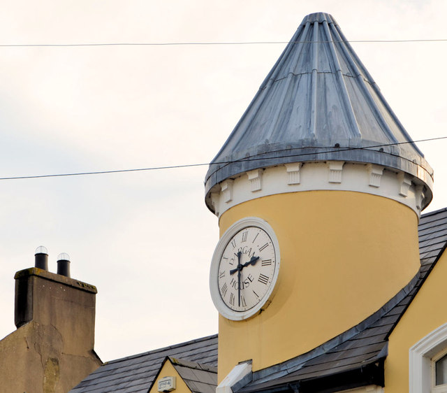 Clock, Coleraine
