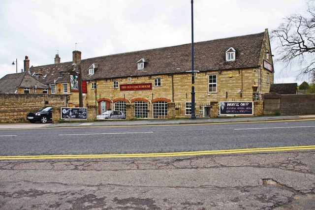 The Old Coach House (1), Bridge Foot, Market Deeping