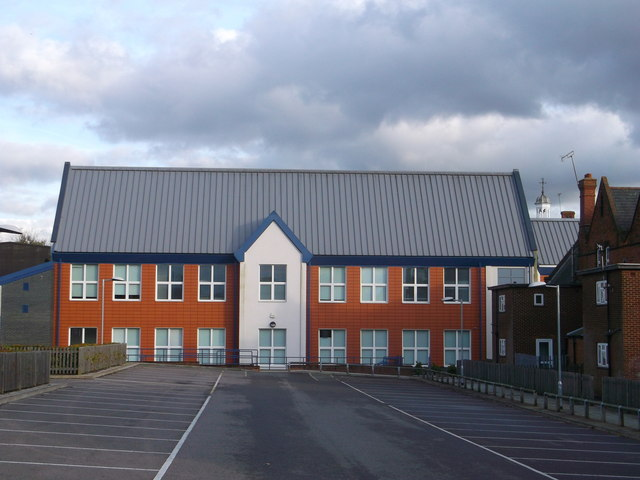 New Building, Furness School