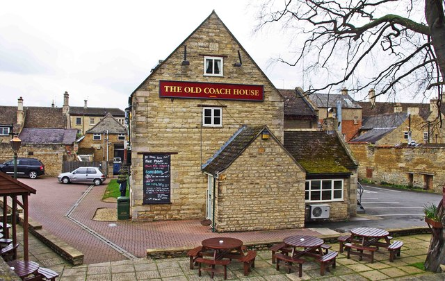 The Old Coach House (3), Bridge Foot, Market Deeping